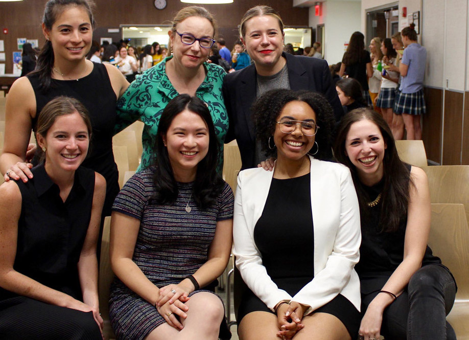 Ten Years Out: Alumnae Panelists Offer Advice