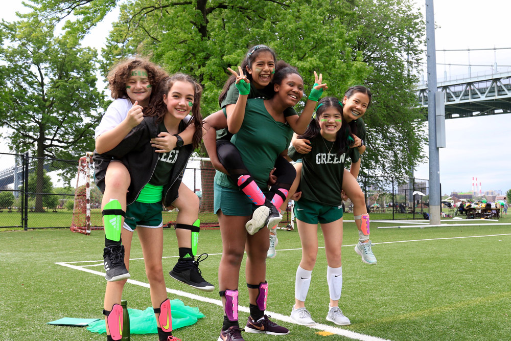 A Spectacular Field Day for Middle and Upper School