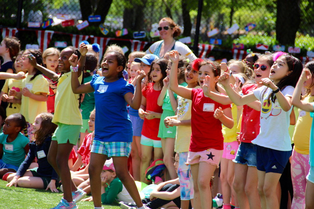 Lower School Field Day Celebrates the Circus