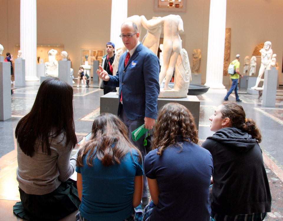 Explorations in Latin at The Met