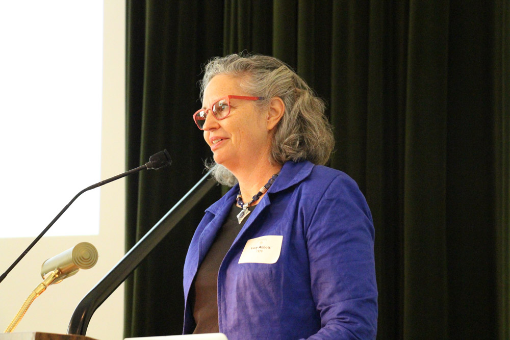 Diplomat Lucy Abbott '79 Gives Nicky Chapin Lecture