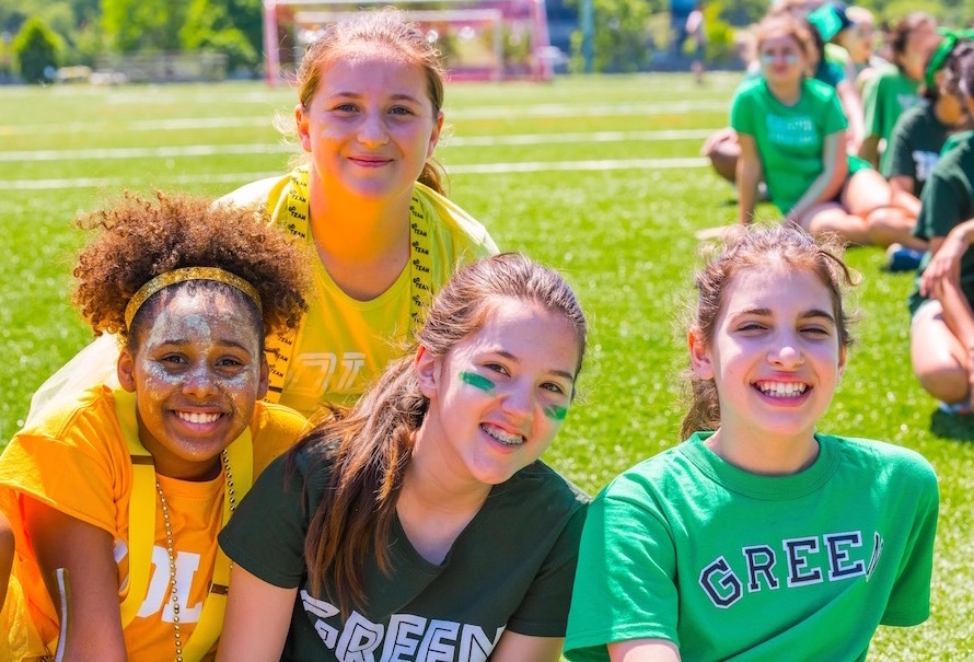 A Fabulous Field Day for Middle and Upper School